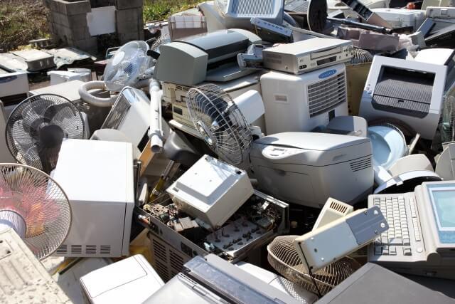 不用品回収で回収できないもの