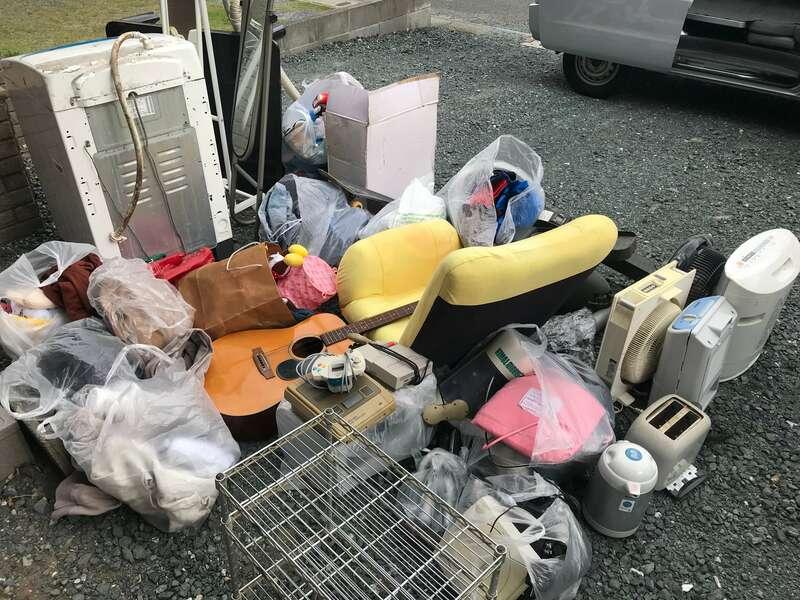 浜松市の不用品回収ならパラガレ静岡|他社より安い驚きの秘密を紹介